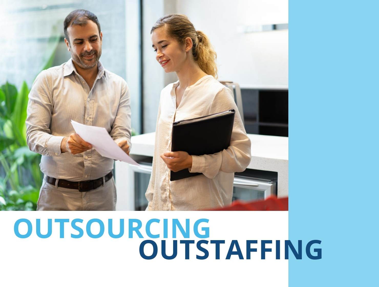 outsourcing outstaffing services software development